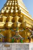 Demonu opiekun w Wacie Phra Kaeo Zdjęcia Stock