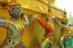 demony tajlandzcy Obraz Stock