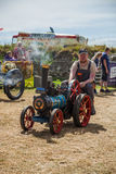 Demostración agrícola Fotos de archivo