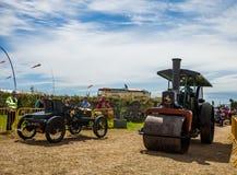 Demostración agrícola Imágenes de archivo libres de regalías