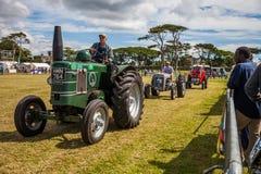 Demostración agrícola Foto de archivo