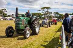 Demostración agrícola Imagenes de archivo
