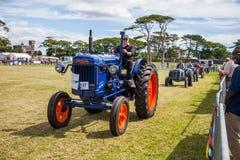 Demostración agrícola Fotografía de archivo libre de regalías