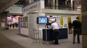 Demostración casera internacional de 2011 electrodomésticos Fotografía de archivo