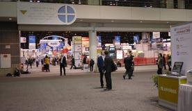 Demostración casera internacional de 2011 electrodomésticos Fotos de archivo libres de regalías