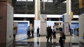 Demostración casera internacional de 2011 electrodomésticos Imagen de archivo libre de regalías