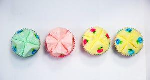 Demostración china del Año Nuevo de la seda del caramelo la gratitud de los niños fotografía de archivo