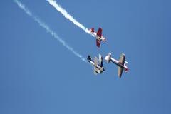 Demostración de aire 04 Fotos de archivo