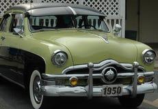 Demostración de coche Foto de archivo libre de regalías