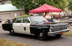 Demostración de coche de los nacionales de Syracuse Fotografía de archivo