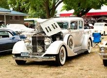 Demostración de coche de los nacionales de Syracuse Fotografía de archivo libre de regalías