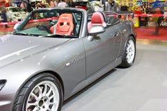 Demostración de HONDA S2000 en el segundo salón auto internacional de Bangkok foto de archivo