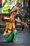 Demostración de la danza de Barong Foto de archivo