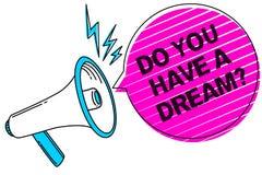 Demostración de la nota de la escritura usted tiene una pregunta ideal Foto del negocio que muestra preguntando a alguien acerca  stock de ilustración