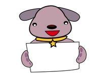 Demostración de perro 02 Stock de ilustración