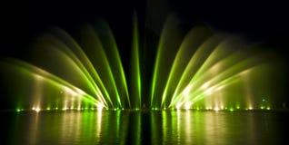 Demostración del agua Imagen de archivo