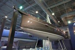 Demostración del barco del CNR Avrasya imagen de archivo libre de regalías
