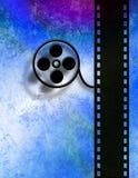 Demostración del cuadro de la película Foto de archivo