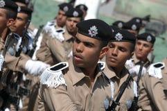 Demostración del ejército de Kuwait Fotos de archivo libres de regalías