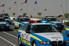 Demostración del ejército de Kuwait imagen de archivo