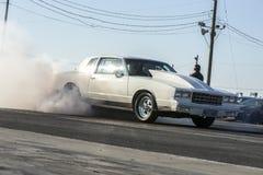 Demostración del humo de Chevrolet Fotografía de archivo libre de regalías