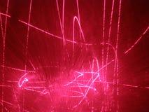 Demostración del laser imagen de archivo libre de regalías