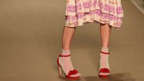 Demostración modelo de Catwalk In Fashion metrajes