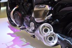 Demostración de motor de Tokio Japón Foto de archivo libre de regalías