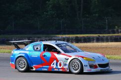 Dempsey Racing team Stock Images