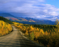 Dempster Highway Royalty Free Stock Photography