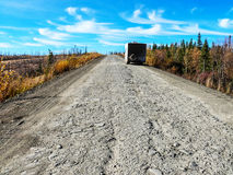 Dempster Highway Stock Image