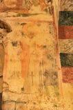 DEMRE, TURQUÍA - 13,07,2014 frescos en San Nicolás (Papá Noel Imagenes de archivo