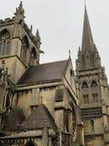 Den äldsta katolska kyrkan i cambride royaltyfri fotografi