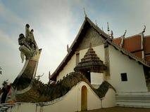 Den äldsta templet i Thailand Royaltyfria Foton