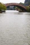 Den ärke- bron Royaltyfria Foton