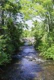 Den åriga bron 90 Royaltyfri Foto
