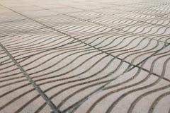 Den abstrakt stenen buktar Royaltyfri Fotografi