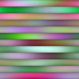 Den abstrakta färglutningen gör randig den sömlösa modellen Fotografering för Bildbyråer