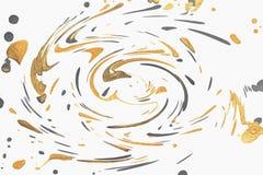 Den abstrakta färgrika vattenfärgen målade papperstexturbakgrund royaltyfri fotografi