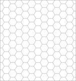 Den abstrakta geometriska modellen med band, linjer, kvadrerar Sömlös vektorackground Svartvit gallertextur Bakgrund geo Royaltyfri Bild