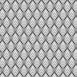 Den abstrakta svarta linjen snör åt modellen, vektor Fotografering för Bildbyråer