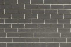 Den abstrakta svartvita modellen för tegelstenväggen som används för bakgrundswebsite eller, tillfogar text annonserar in arkivfoto