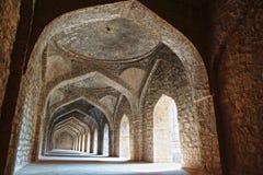 den afghan arkitekturindia manduen fördärvar Arkivfoton