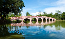 den airobic parken phuket kopplar av townen Royaltyfri Foto
