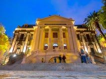 Den akademiska världen de Bellas Artes Royaltyfri Foto