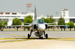 Den akrobatiska Britlingen Jet Team Royaltyfria Bilder