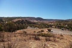 Den Aliso Viejo vildmarken parkerar Royaltyfri Fotografi