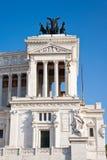 Den Altare dellaen Patria i Rome. Italien. Royaltyfri Bild