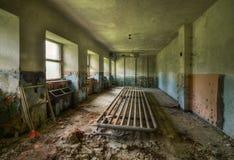In den alten Kasernen stockbild