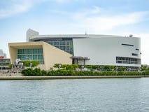 Den American Airlines arenan i Miami Royaltyfri Foto